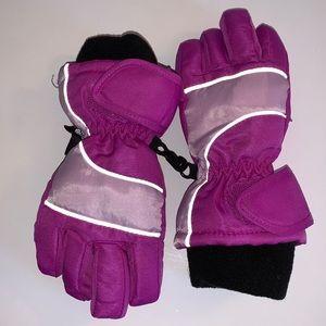 Thinsulate Waterproof Snow Gloves Sz: 3-4Y | NWOT